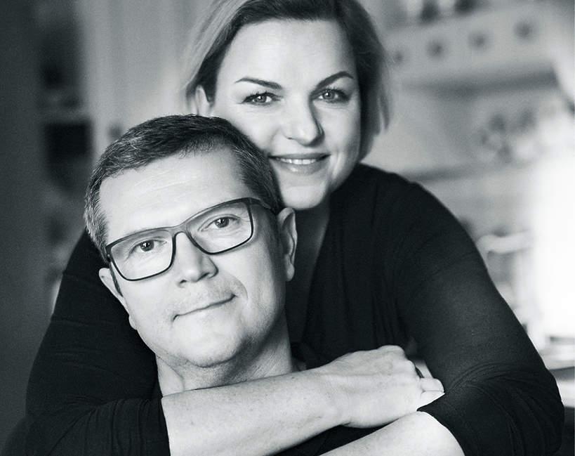 Marcin i Katarzyna Bosaccy, VIVA! 24/2020, Marcin Bosacki i Katarzyna Bosacka, VIVA! grudzień 2020