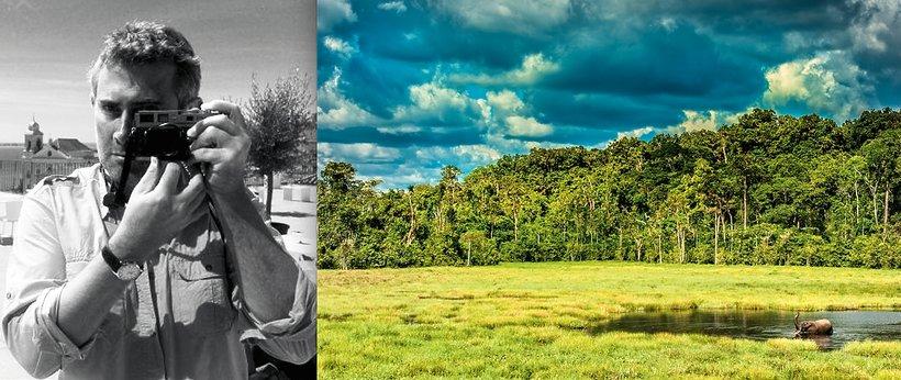 Marcin Kydryński fotografuje Kongo dla Vivy!