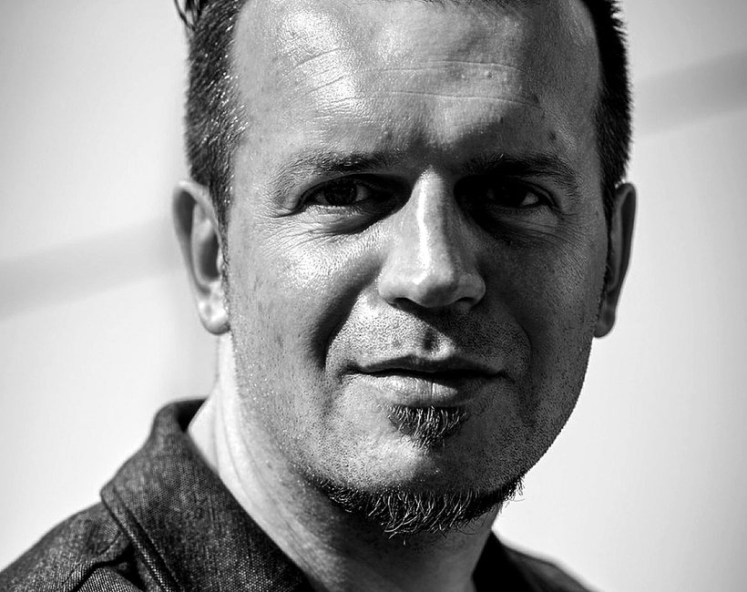 Marcin Wrona, jamnik