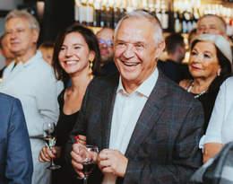 Antonina Turnau towarzyszyła mężowi na otwarciu baru w Warszawie!