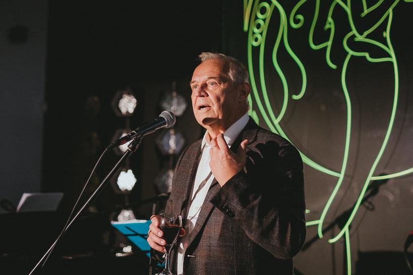 Marek Kondrat, BARaWINO, Warszawa 2019