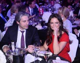 Marek Kujawa i Kinga Rusin na Balu Dziennikarzy 2015