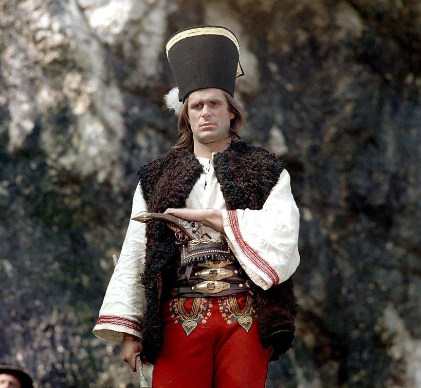 Marek Perepeczko jako Janosik