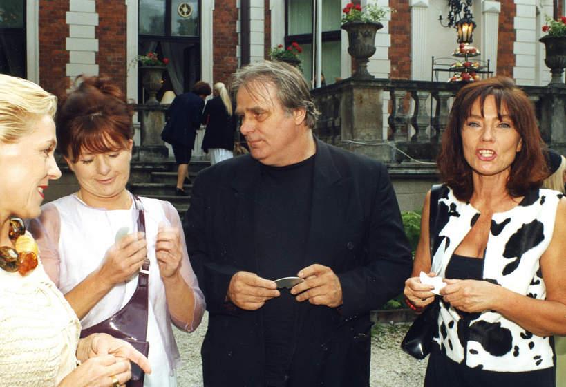 Marek Perepeczko żona