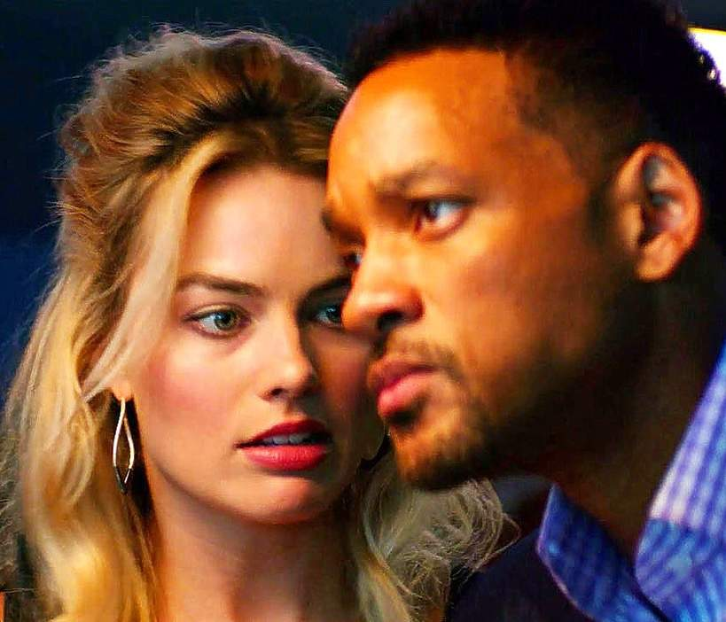 Margot Robbie, Will Smith, Focus