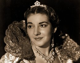 Maria Callas w 1949 roku