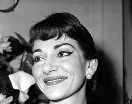Maria Callas w 1955 roku