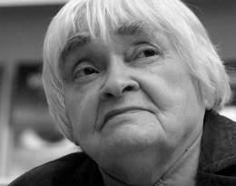 Nie żyje profesor Maria Janion - wybitna humanistka i krytyczka literacka...