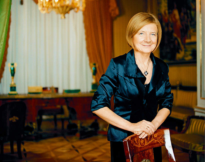 Maria Kaczyńska, VIVA! 24/2005