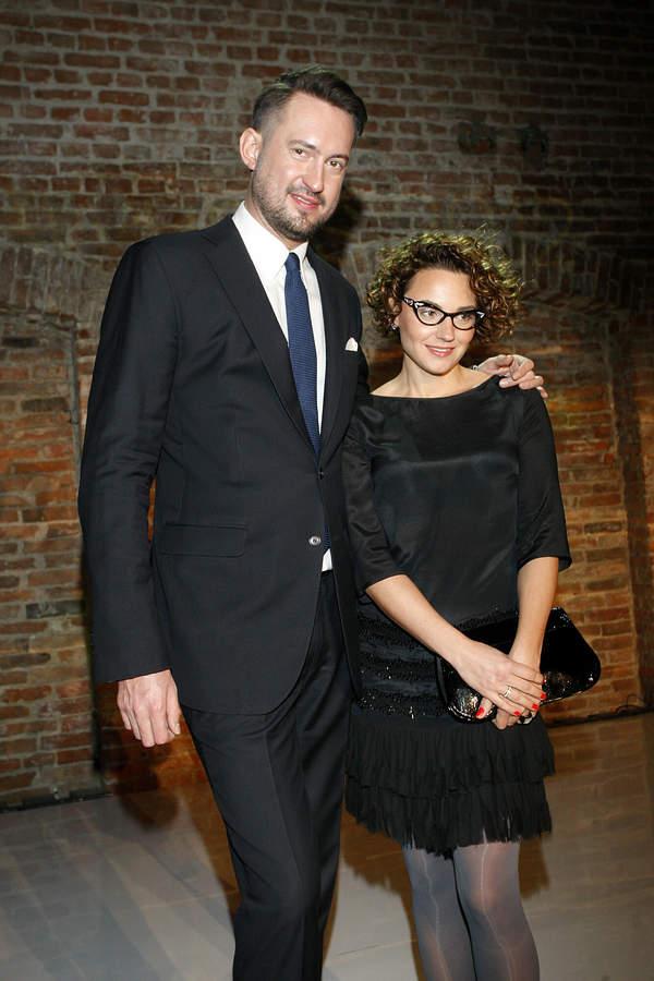 Maria Prażuch-Prokop i Marcin Prokop