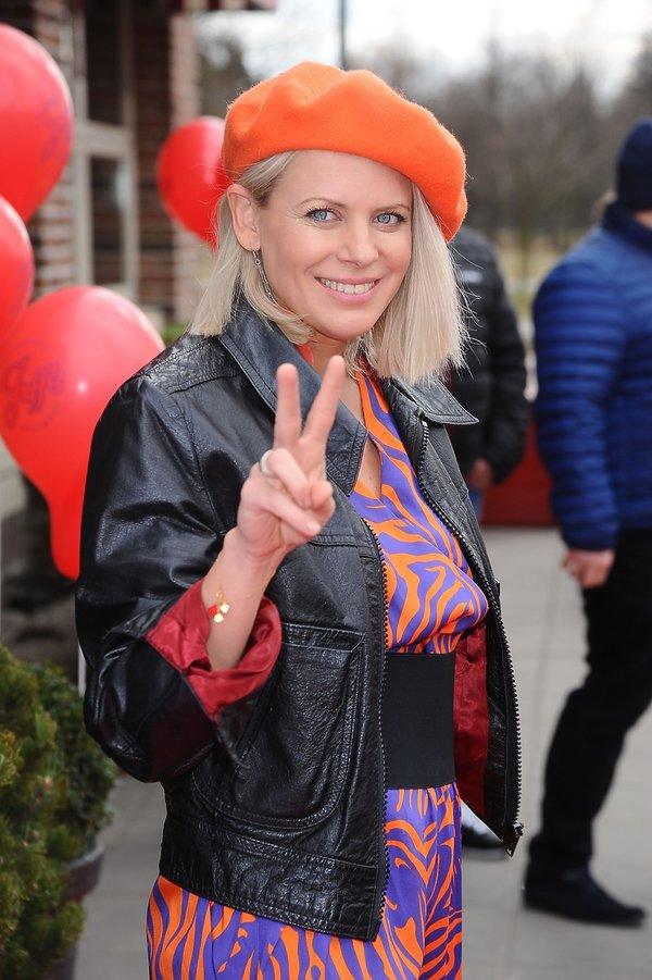 Maria Sadowska, Noworoczny obiad z gwiazdami 2019