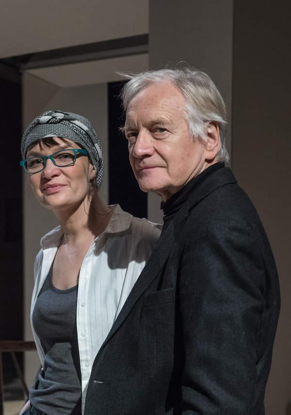 Maria Seweryn, Andrzej Seweryn