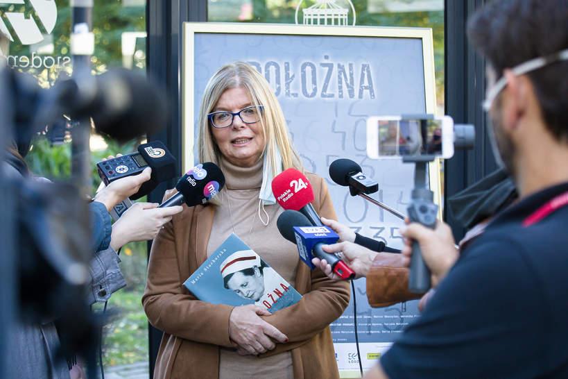 Maria Stachurska przeszla metamorfoze