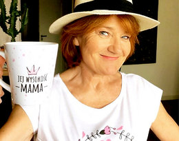 Mama Zofii Zborowskiej po 60. podbiła Instagram i ma tysiące fanów!
