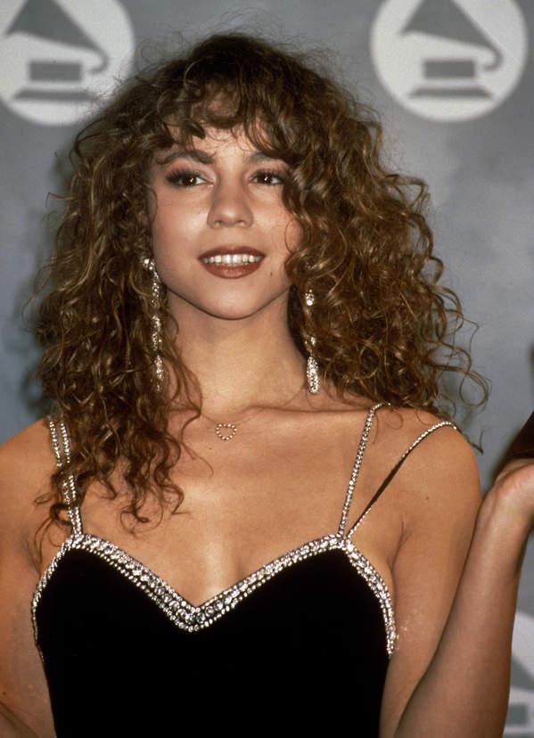 Mariah Carey w młodości