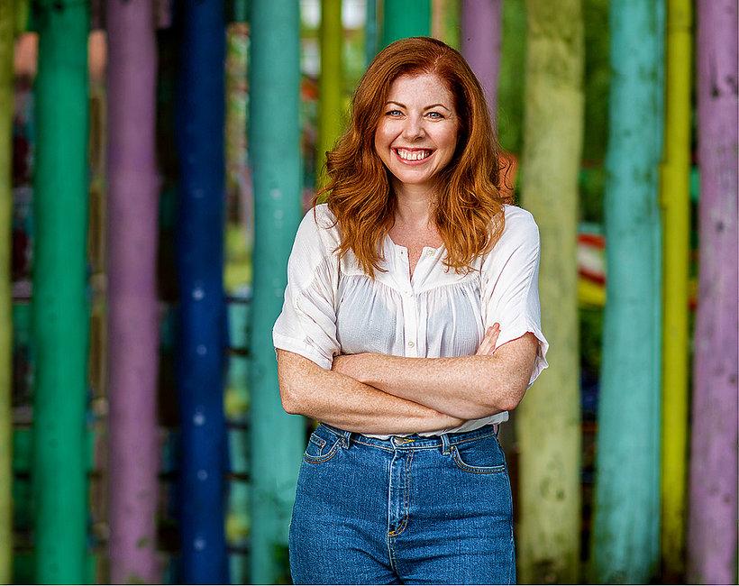 Marianne Power, autorka książki Help Me