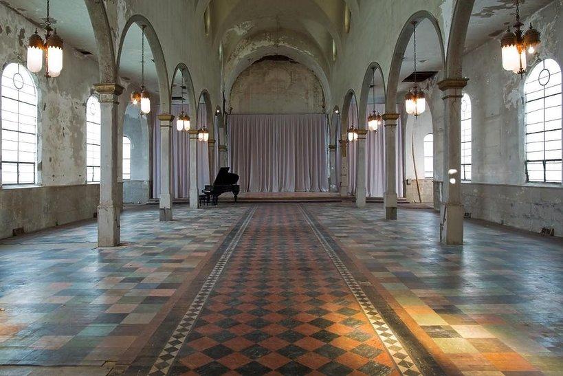Marigny Opera House, New Orleans, Louisiana