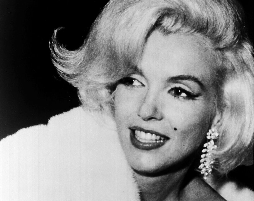 Marilyn Monroe, jamnik