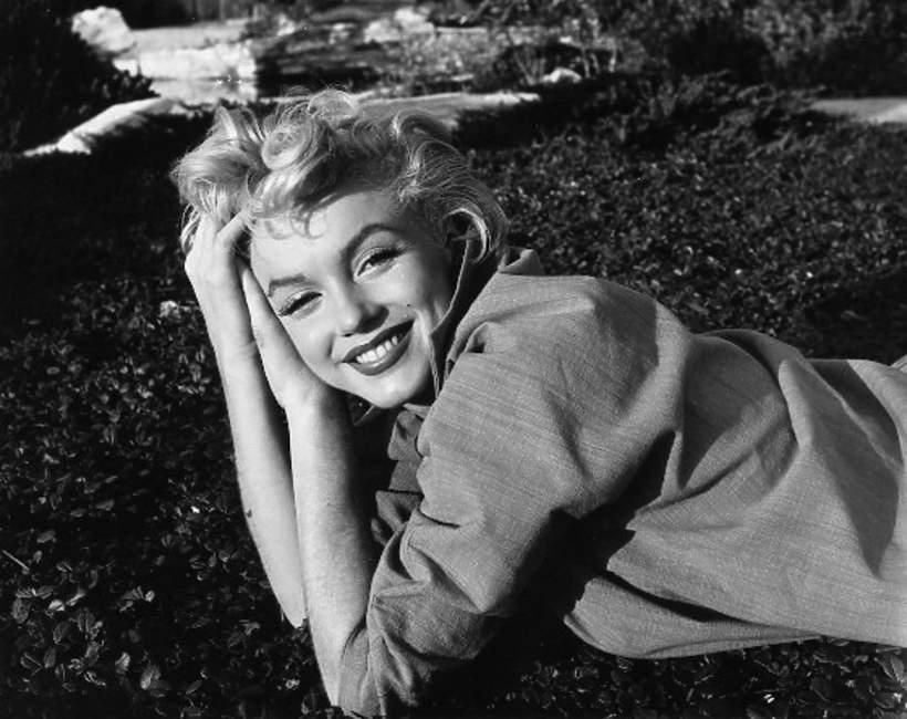 Marilyn Monroe mężczyźni