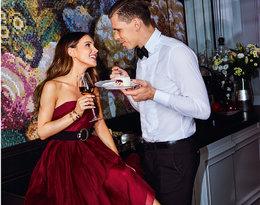Marina Łuczenko-Szczęsna z mężem zachwycili stylizacjami na gwiazdkowym przyjęciu Juventusu