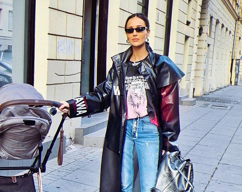 Marina Łuczenko-Szczęsna, stylizacja
