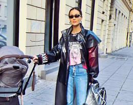 Zainspirujcie się nowoczesnym lookiem Mariny Łuczenko-Szczęsnej