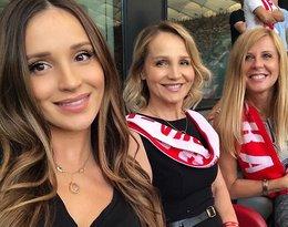Marina Łuczenko-Szczęsna z mamami