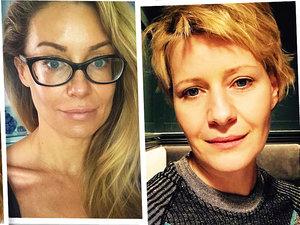 MaRina, Małgorzata Rozenek-Majdan, Małgorzata Kożuchowska, Kinga Rusin bez makijażu