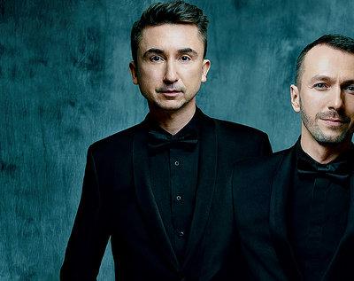 Mariusz Brzozowski, Marcin Paprocki, VIVA! listopad 2017