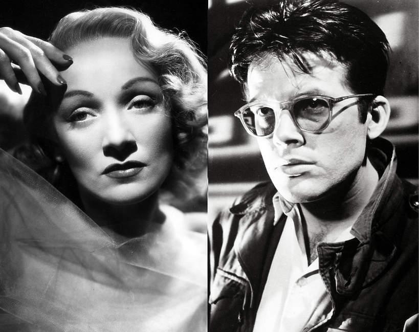 Marlene Dietrich, Zbigniew Cybulski
