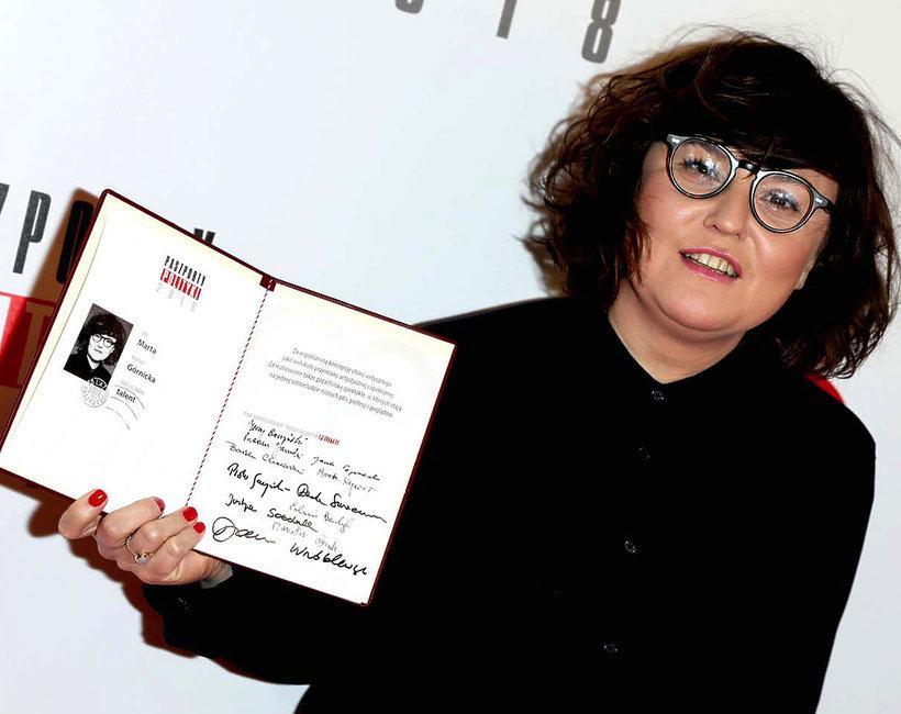 Marta Górnicka, Paszporty Polityki 2019