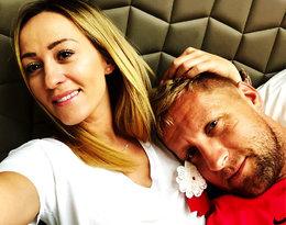 Żona Kamila Glika po raz drugi została mamą!