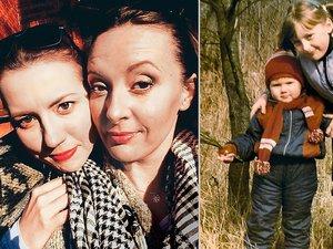 Marta i Monika Kuszyńskie dziś i w dzieciństwie