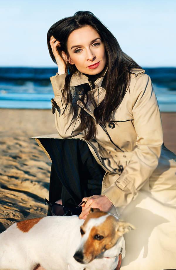 Marta Kaczyńska, VIVA! Kwiecień 2011