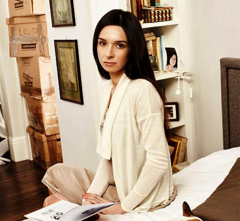 Marta Kaczyńska, VIVA! kwiecień 2013