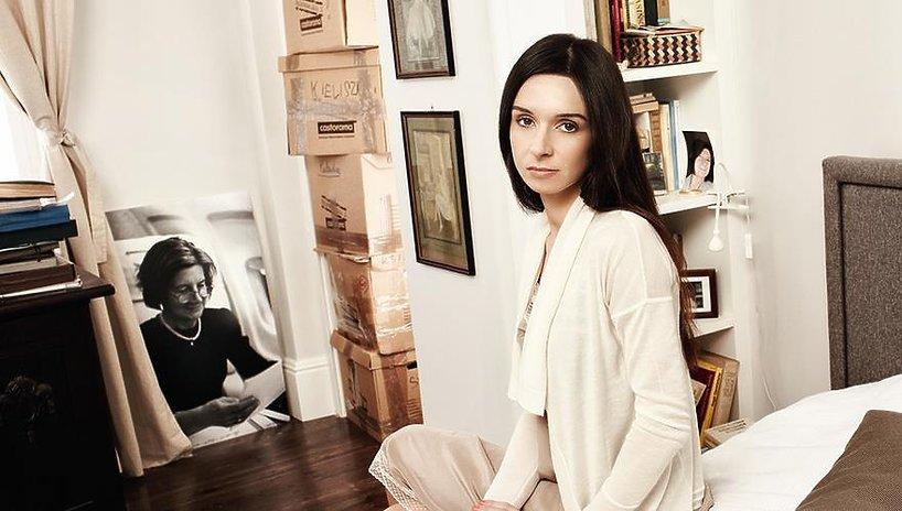 Marta Kaczyńska, Viva! kwiecień 2013 FB