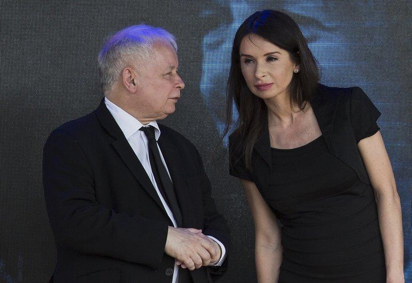 Marta Kaczyńska w ciąży, ciążowy brzuszek Marty Kaczyńskiej