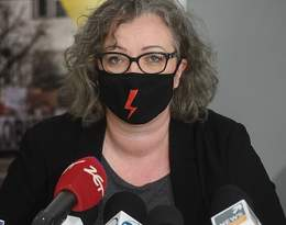Zakazano jej wstępu do Sejmu RP. Kim jest liderka Strajku Kobiet, Marta Lempart?