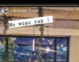 Marta Wojtal, Gwiazdy na ślubie Zofii Zborowskiej i Andrzeja Wrony