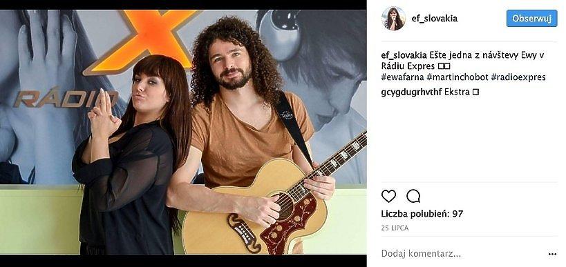 Martin Chobot, Ewa Farna