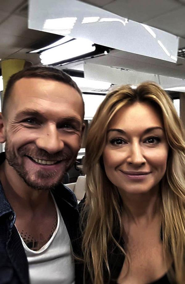 Martyna Wojciechowska I Przemysław Kossakowski Zamieszkali