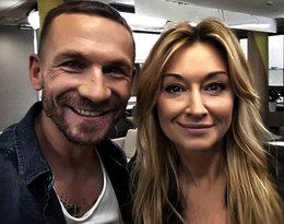 Martyna Wojciechowska i Przemysław Kossakowski po raz pierwszy razem!
