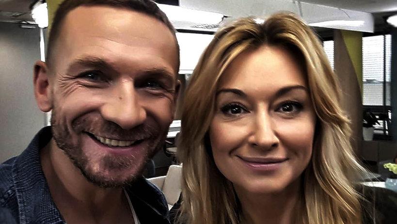 Martyna Wojciechowska i Przemysław Kossakowski są parą