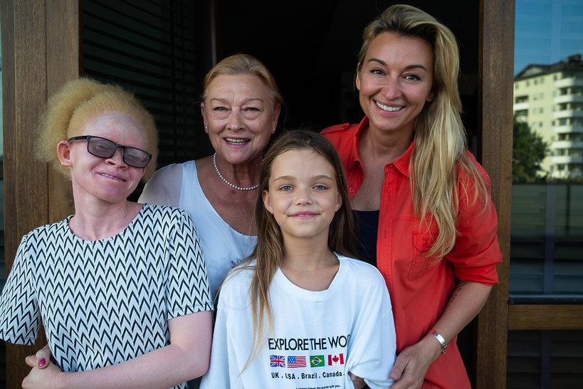 Martyna Wojciechowska, Kabula, Marysia, córki Martyny Wojciechowskiej