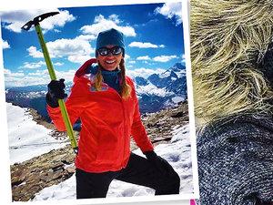Martyna Wojciechowska o górach