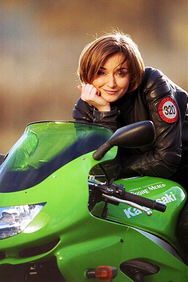 Martyna Wojciechowska w 2000 roku