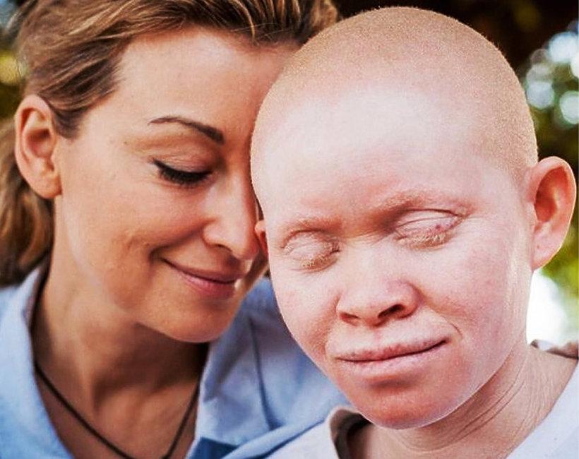 Martyna Wojciechowska z córką, córka Martyny Wojciechowskiej, Kabula z Tanzanii