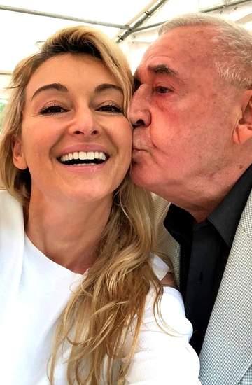 Martyna Wojciechowska z tatą