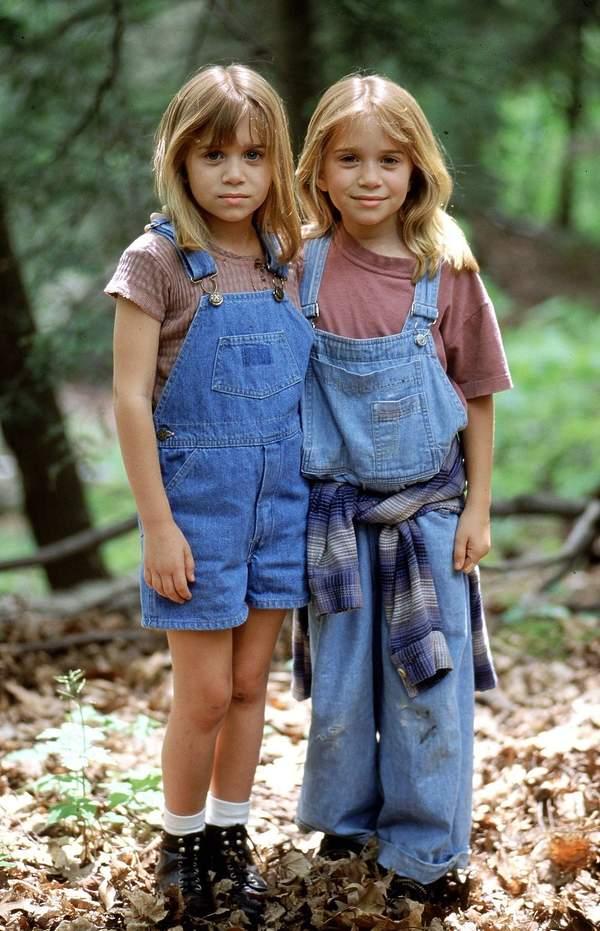 Mary-Kate Olsen, Ashley Olsen, siostry Olsen