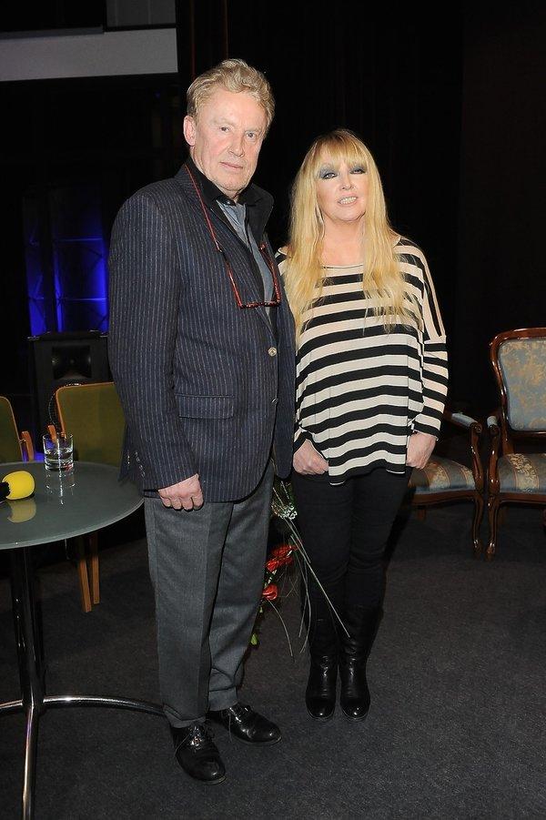 MAryla Rodowicz i Daniel Olbrychski, 2012 rok